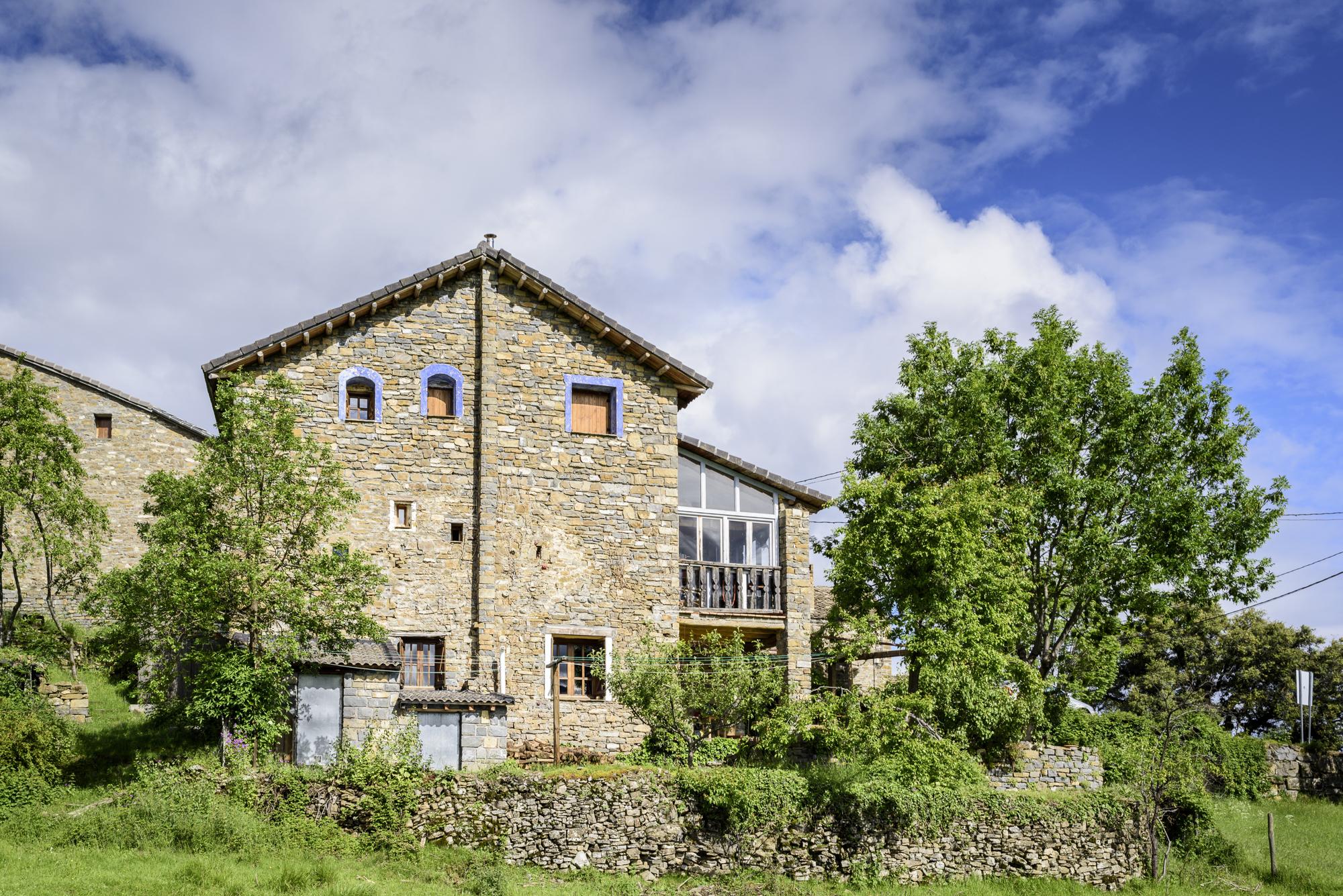Casa Marina Turismo Rural en Ordesa y Monteperdido (2)